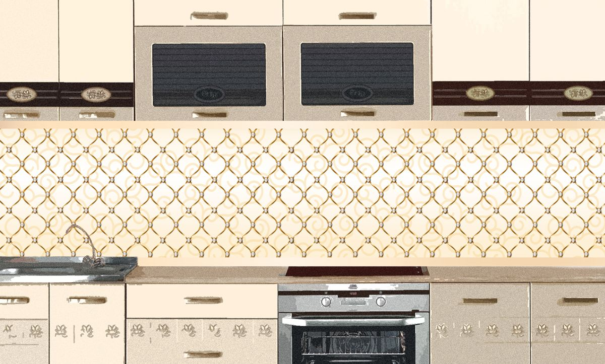 Kitchen Backsplash - Luxury 2