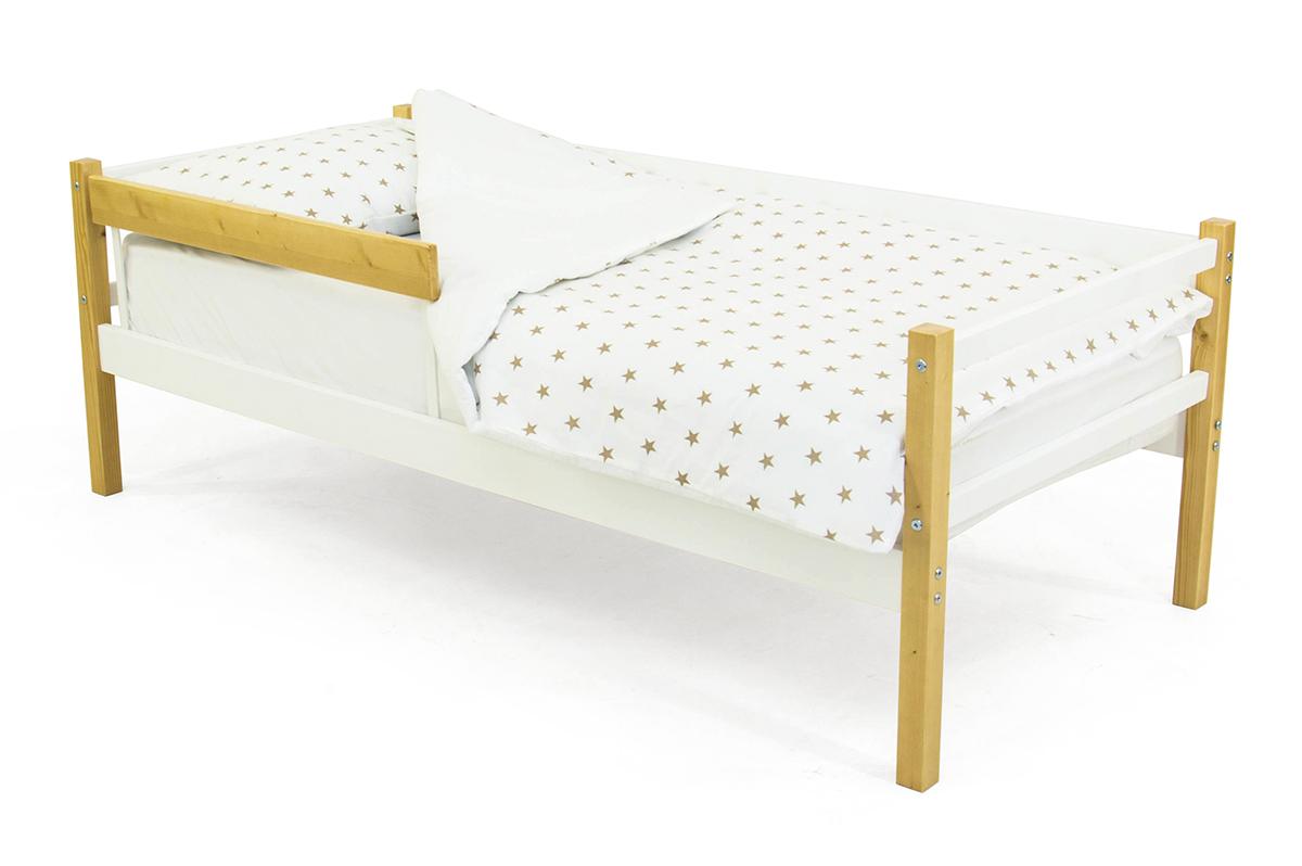 кровать-тахта дерево-белый