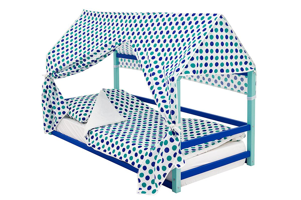детская кровать монтессори