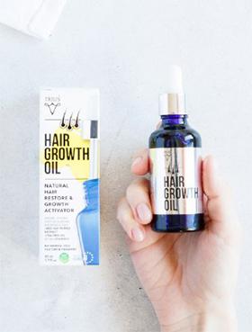 Натуральное масло для роста волос Триус, 50 мл