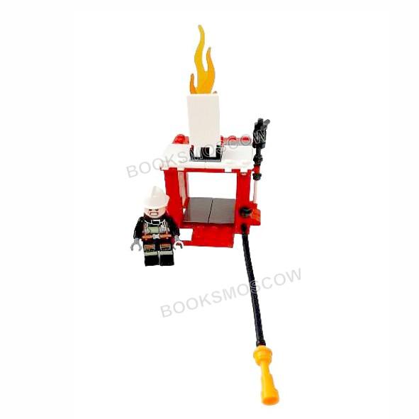 пожарная станция блокформерс