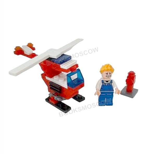 вертолет блокформерс