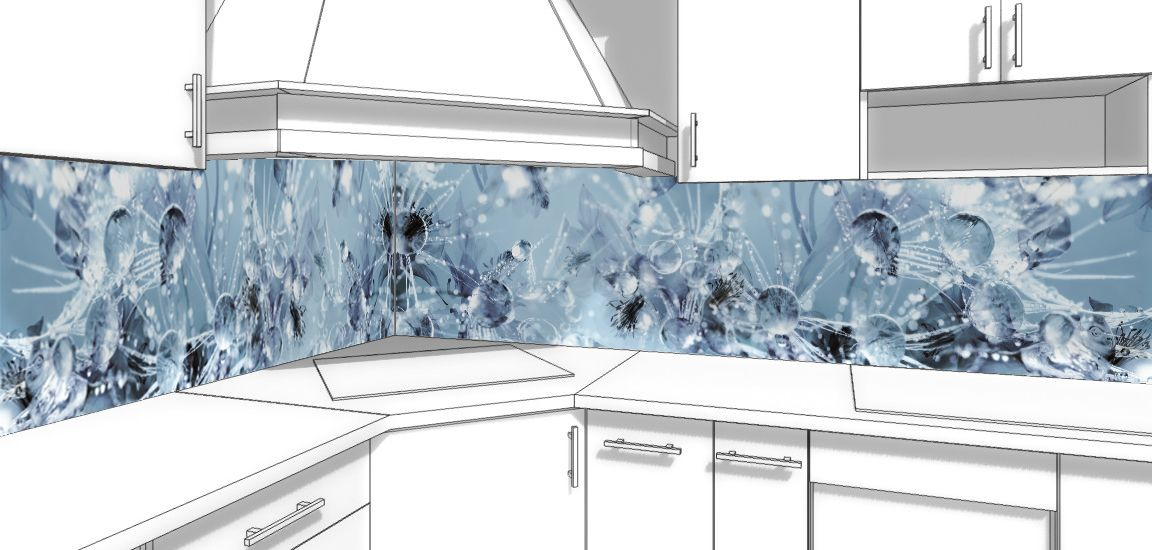 Kitchen Backsplash - ICE
