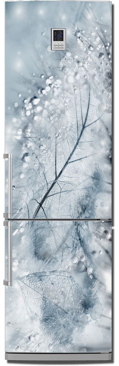Fridge Skin - crystal by X-Decor