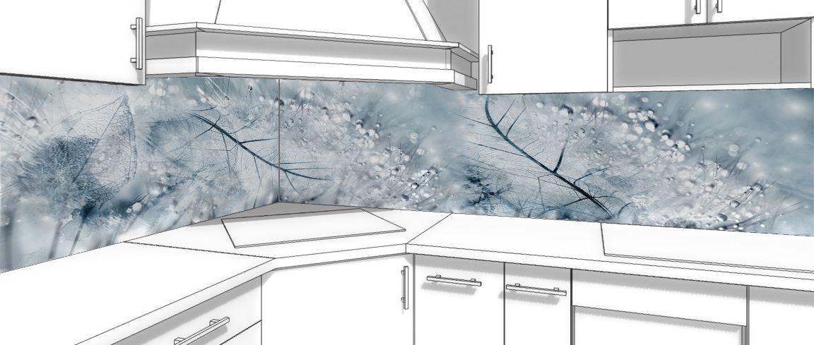 Kitchen Backsplash - Crystal