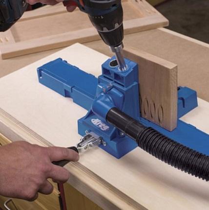 kreg приспособления для плотников и столяров