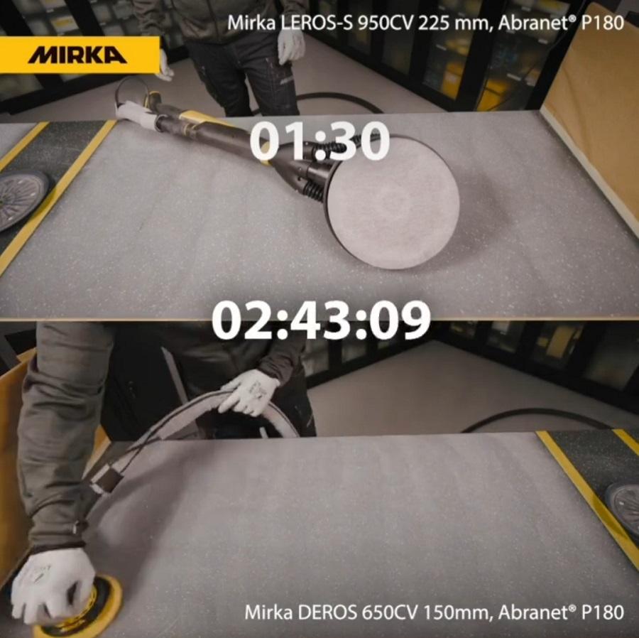 Мирка инструменты из Финляндии сравнение с Мирка Дерос
