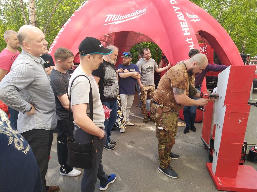 RED BUS TOUR MILWAUKEE в Нижнем Новгороде 13 мая 2021 г