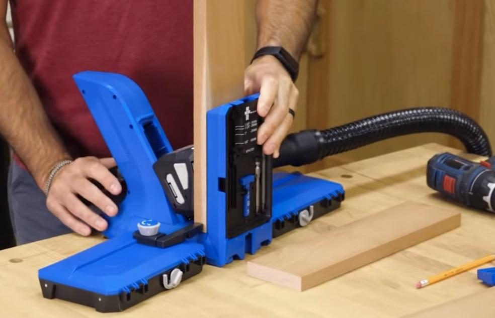 Кондуктор для сверления Kreg Pocket-Hole Jig 720 Pro  KPHJ720PRO-INT
